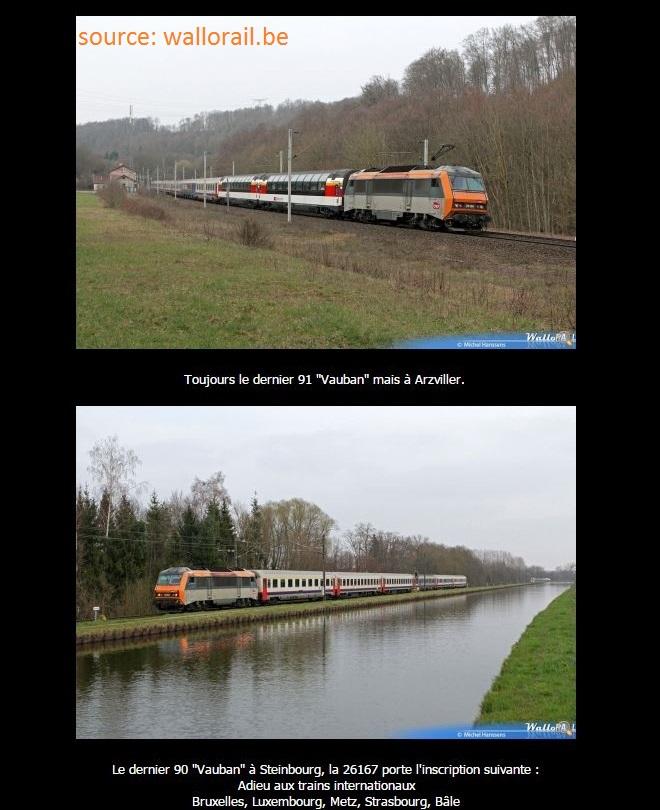 Eurocity Iris and Vauban