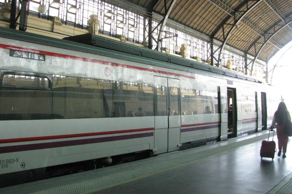 Estacion de Valencia Norte