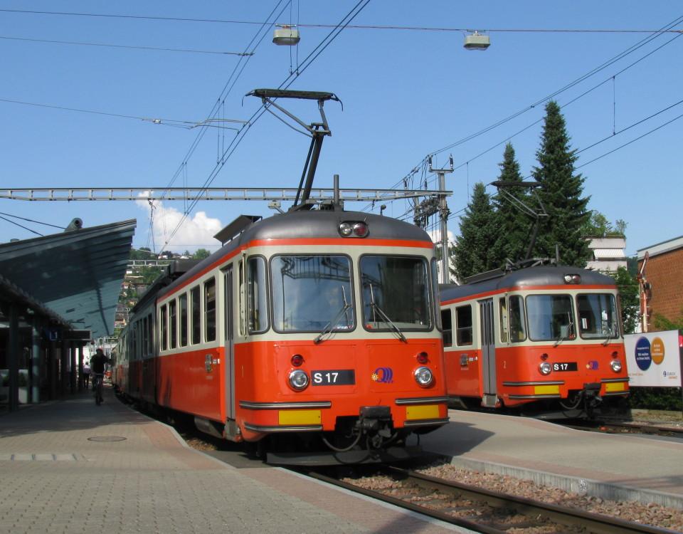 BDWM trains Bremgarten