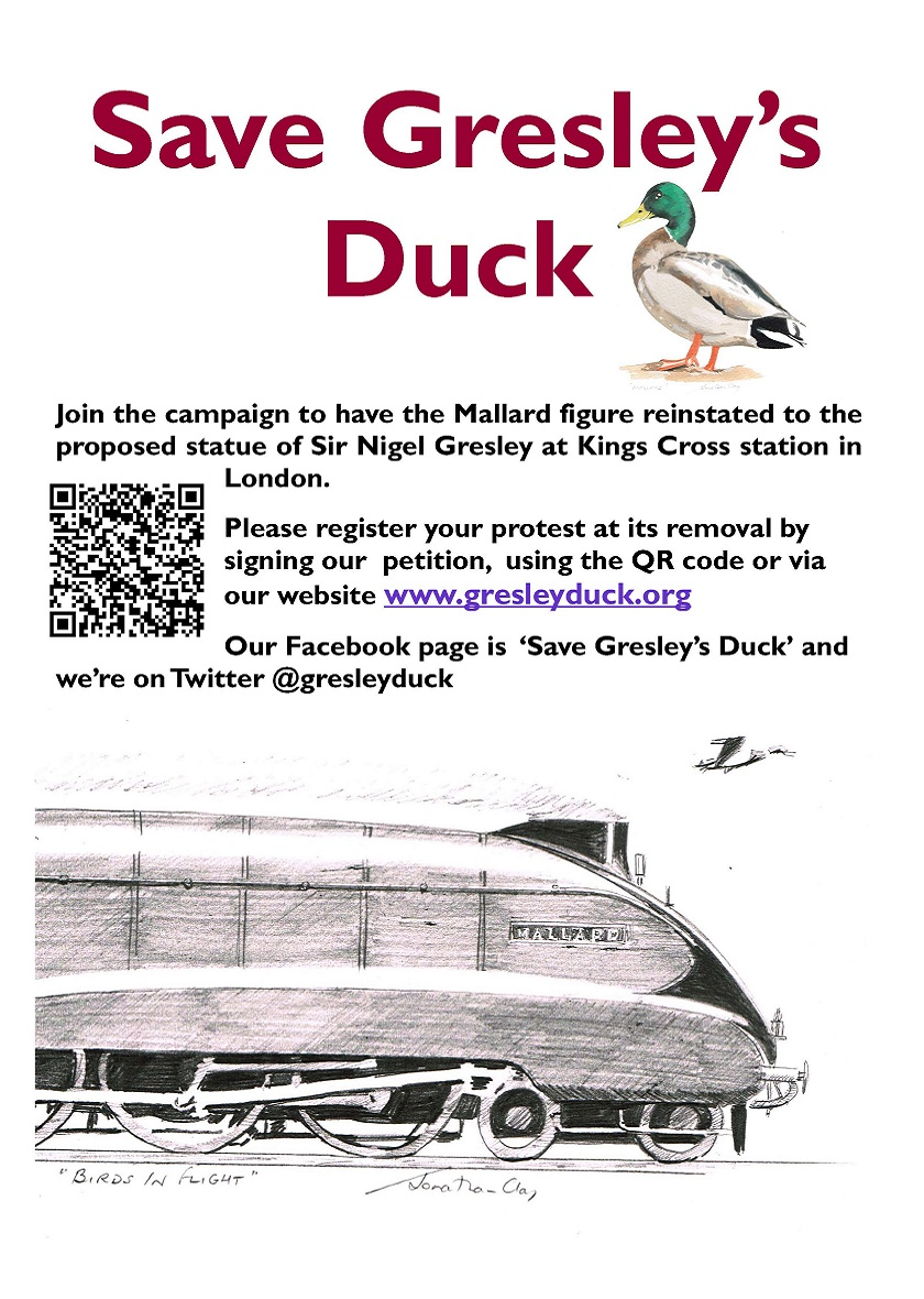 Save Gresleys Duck