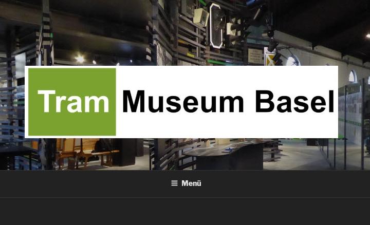 tram museum basel website 2020