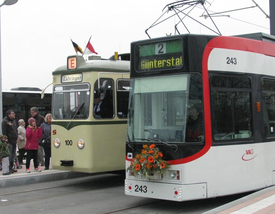 gundelfingen tram