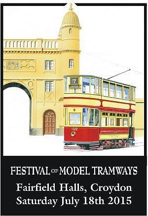 Model Tramway Festival Croydon