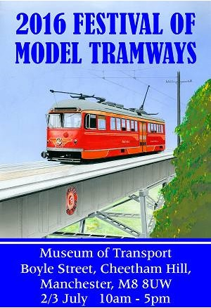 Model Tramway Festival Manchester