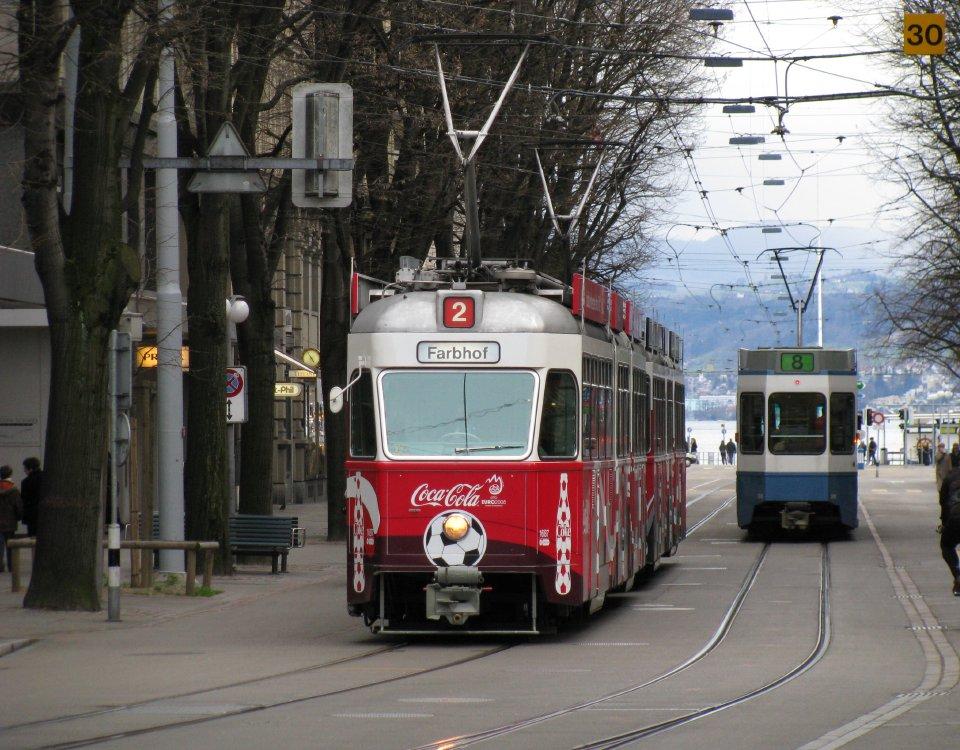 coca cola tram 2008