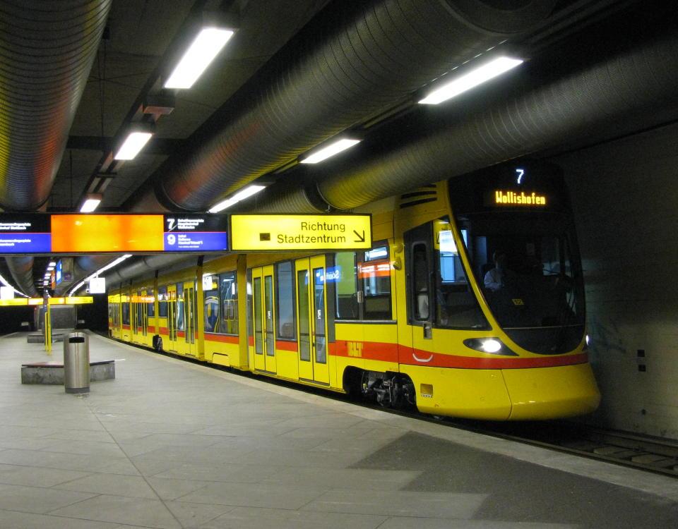 Tango tram