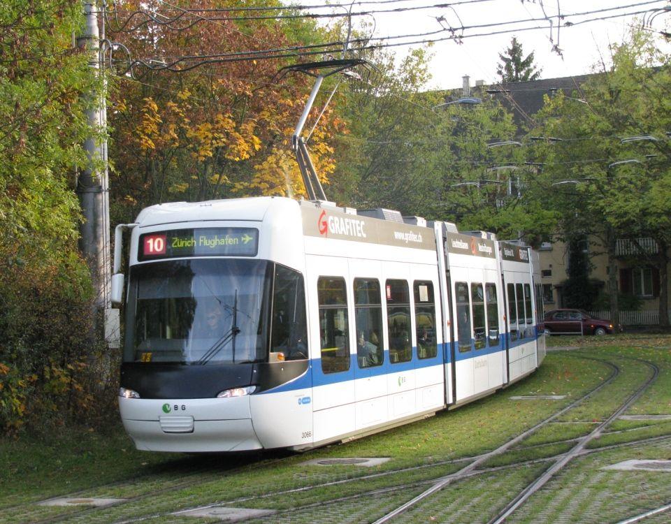 Glattalbahn Milchbuck
