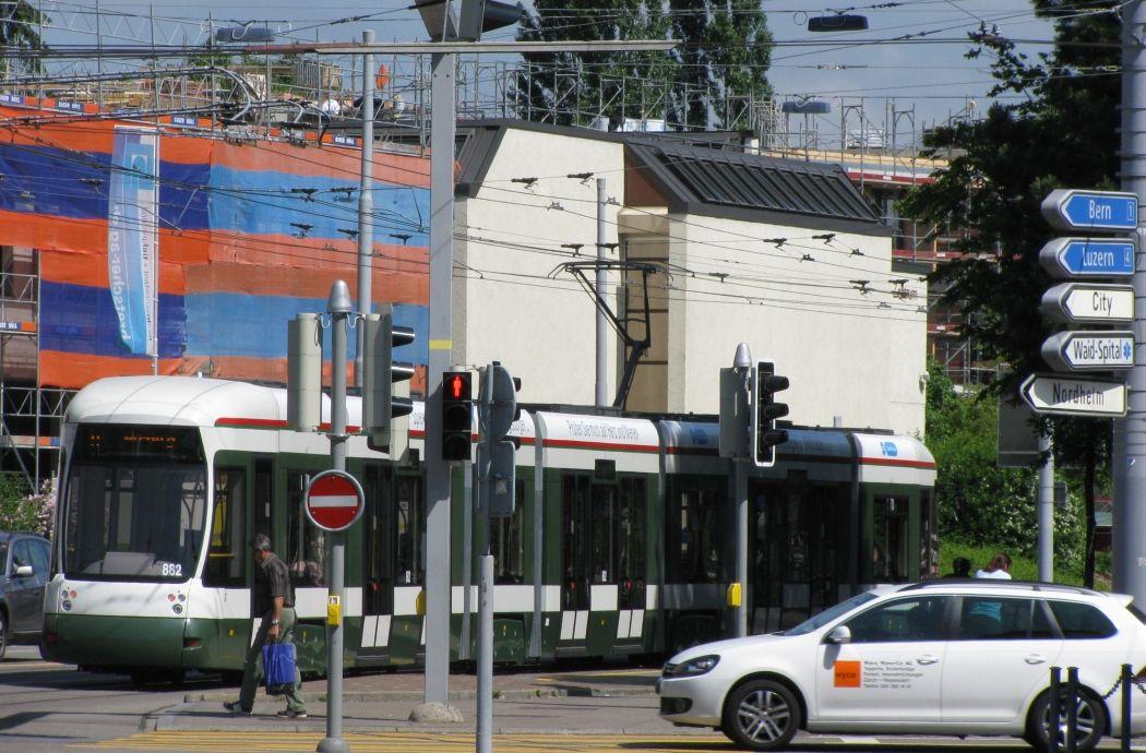 Augsburg Flexity Bucheggplatz