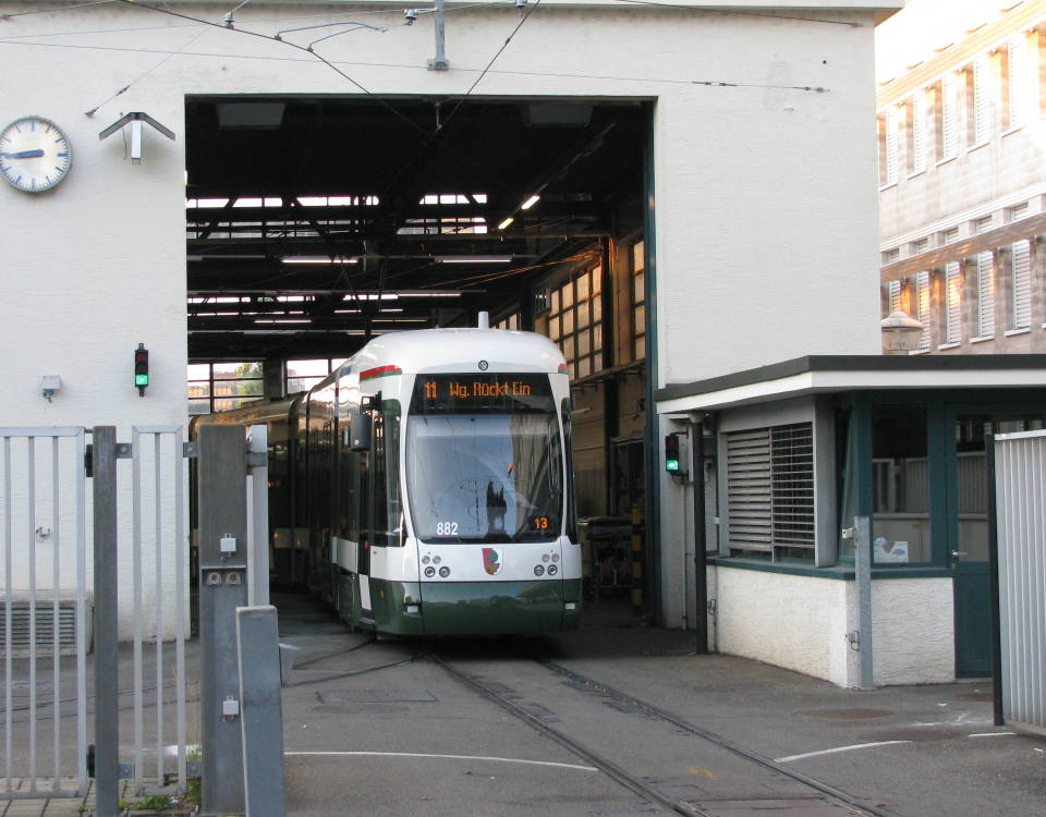 Augsburg Flexity in Oerlikon
