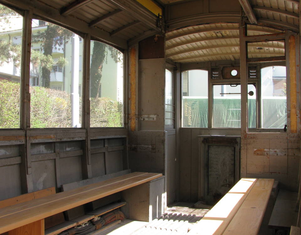 interior of Ce 2/2 93