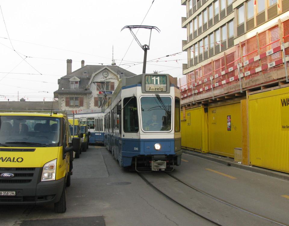 tram 2000 edisonstrasse oerlikon