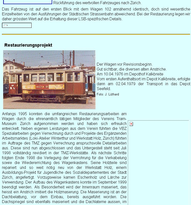 Tram Museum Archive Lisbethli