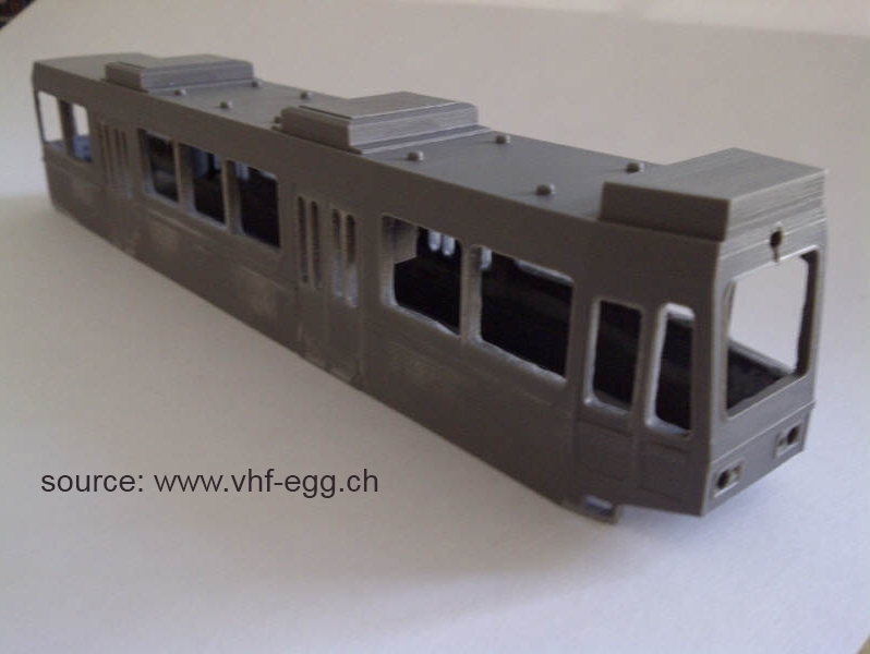 Forchbahn model