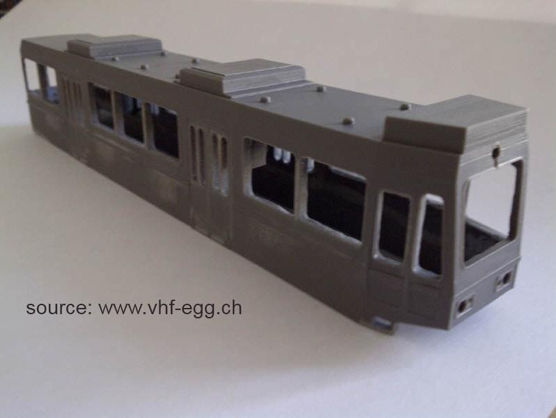 Forchbahn model
