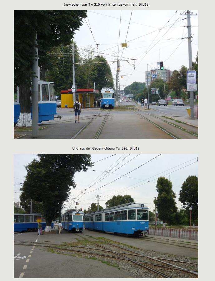 Drehscheibe Foren on Vinnitsa trams