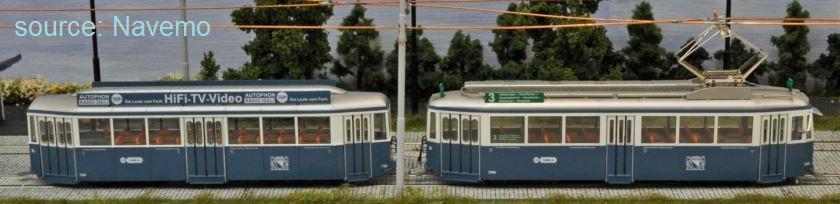Navemo Kurbeli tram