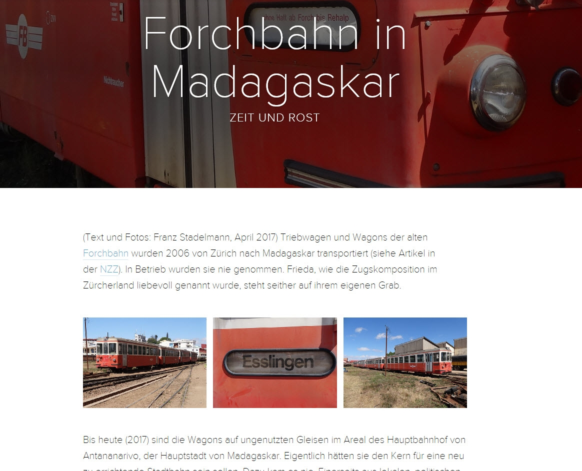 forchbahn in madagascar