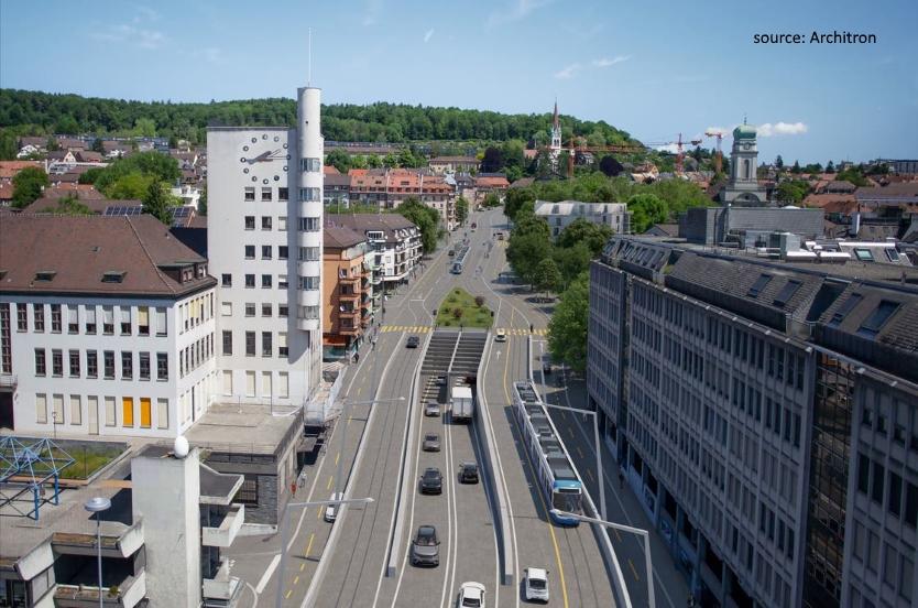 Rosengarten tram unterer rsg