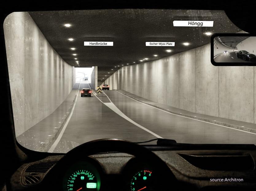 Rosengarten tunnel