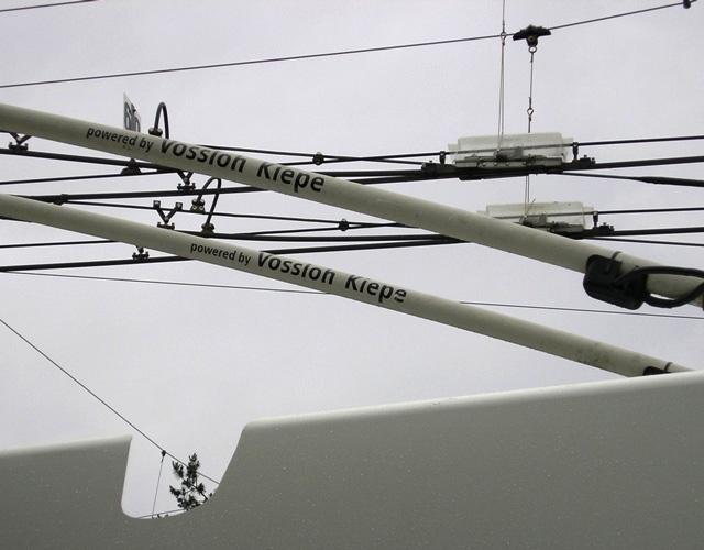 new trolleybus for Zurich
