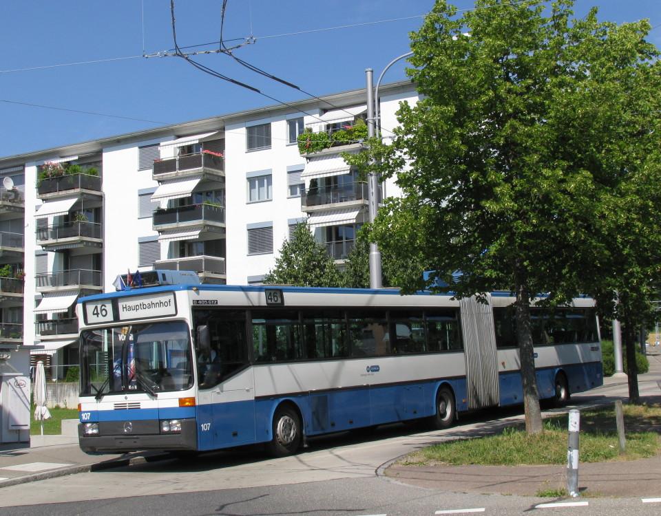 GTZ trolleybus Ruetihof