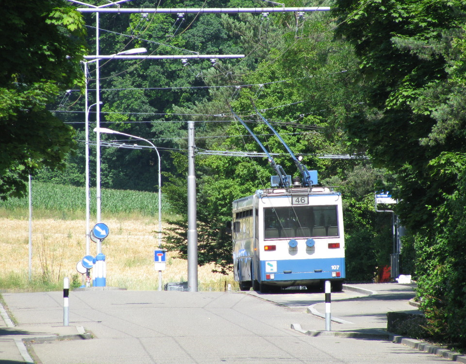 Trolleybus 107