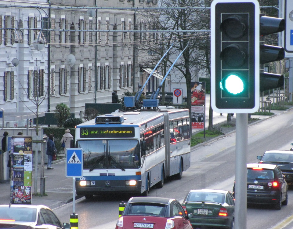 trolleybus 129