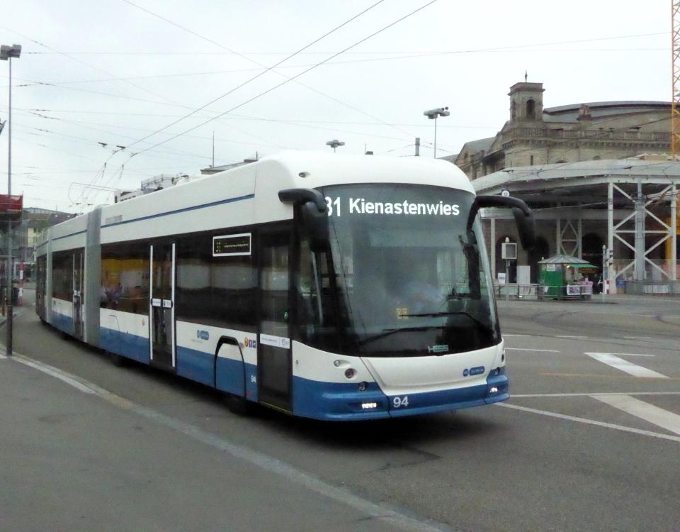 new hess lightram5 trolleybus 94 bahnhofplatz
