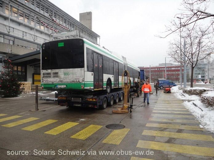 Eberswalde Trollino in Zurich